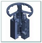 Chock valve