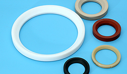 PEEK&PTFE Sealing Valve Seats for Oil&Gas