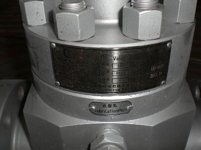 PR2 gate valve