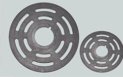 PEEK valve seal gasket
